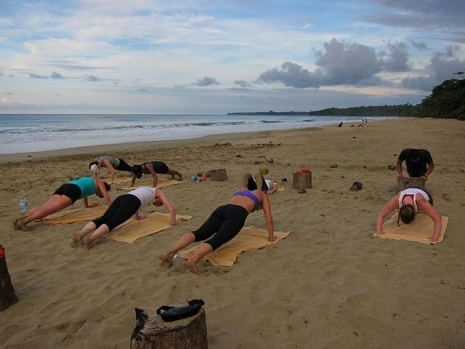 Costa Rican Boot Camp