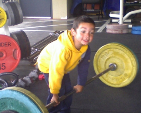 "CrossFit Kid (via <a href=""http://www.herculescrossfit.com/kids/"">herculescrossfit</a>)"