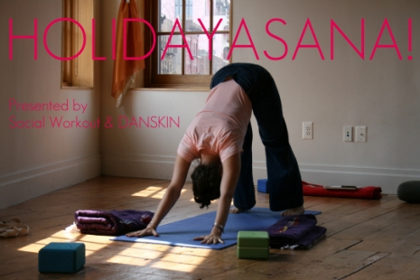 Holidayasana Day Six!