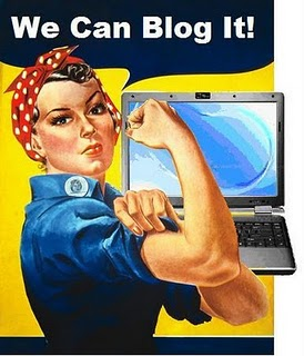 Blogger (via Buns of Steal)