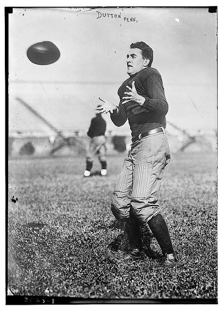 "Catch! (Via <a href=""http://www.flickr.com/photos/library_of_congress/2162993473"">Library of Congress</a>.)"