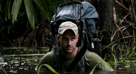 Ed Stafford (via Treehugger)