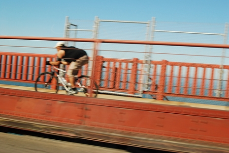biking the golden gate via nicolas boullosa