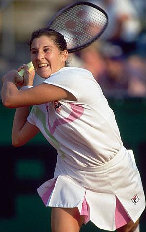 Monica Seles (via SI.com)