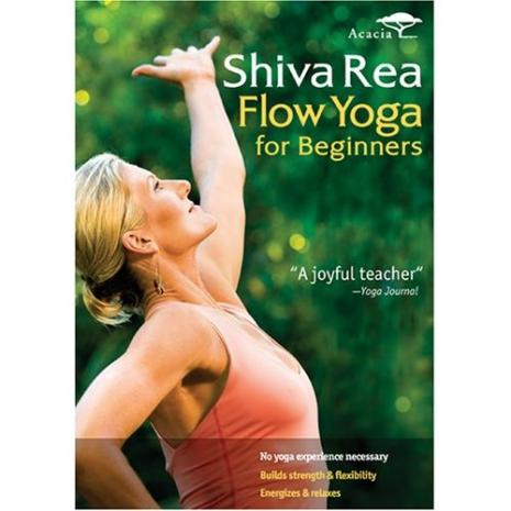 Shiva Rea - Flow Yoga for Beginners