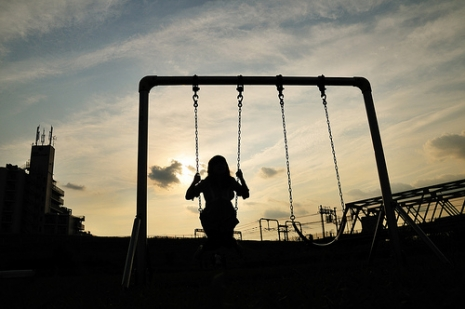 "Dawn Swing (Via <a href=""http://www.flickr.com/photos/ajari/5014987350"">ajari</a>.)"