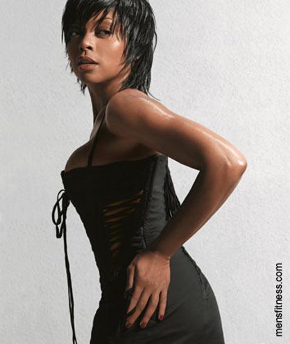 "Taraji P. Henson (Via <a href=""http://www.mensfitness.com/media/photo_gallery/115"">Men's Fitness</a>.)"